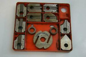 Craftsman Router Bit Cutters 8 3261 pm 9 3271 pm 9 3277 pm 8 3267 No 93268