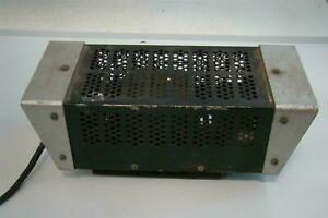 Sola Electric 140 Va Constant Voltage Transformer 95 130v 1 8amp 60hz 63 13 144