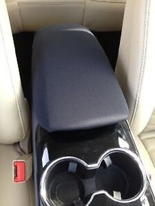 Fits Ford Fusion 2013 2014 Neoprene Center Armrest Console Cover Usa Made D3neo