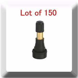 Lot 150 Tr 600 Hp High Pressure Tire Wheel Valve Stems