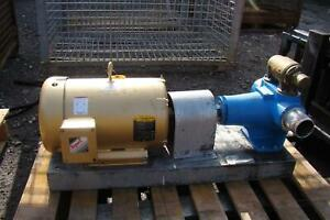Smith koch Viking Pump 12197538 Ak195d 10981 Ak19sd 5hp Baldor 230 460v