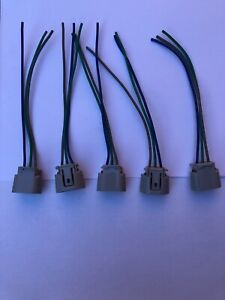 Alternator Lead Repair Plugs For Denso Regulator Harness Toyota lot Of 5