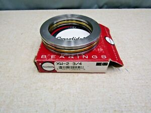 Consolidated Thrust Bearing Xw 2 3 4 Bearing Set