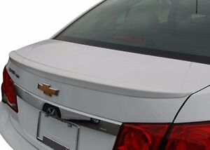 3263m Painted Factory Style Lip Spoiler Fits The 2011 2015 Chevrolet Cruze