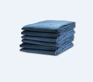 Economy Moving Blankets 6 Pads Utility Moving Pads 72 X 80 35 Lbs dozen