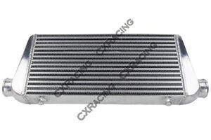 Cxracing 2 5 Inlet outlet Front Mount Intercooler 27x10x3