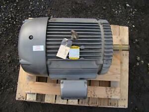 Baldor Inductrial Motor 25hp 230 460v 61 30 5a Rpm1760 Hz60 Ph3 12c61w115 M4103
