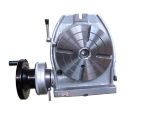 6 Precision Horizontal And Vertical Rotary Table