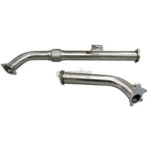 Cxracing Turbo Downpipe For 91 99 Nissan 240sx S13 S14 Ka24de T04e 5 Bolt