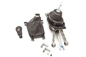 23157703 Oem Gm Performance Short Throw Shifter W boot For 2010 2015 Camaro V 8
