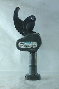 Greenlee gator Cable Cutter es750 bare Tool
