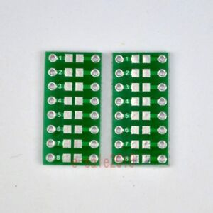 20pcs Smd smt Components 0805 0603 0402 To Dip Adapter Pcb Board Converter F41a