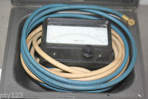 Eagle Eye Dp flow Meter Edp f4 With Hose And Case