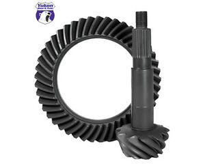 Yg D44 411t High Performance Yukon Replacement Ring Pinion Gear Set For Dana