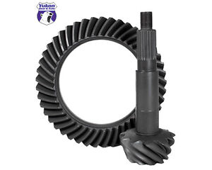 Yg D44 411 High Performance Yukon Ring Pinion Replacement Gear Set For Dana
