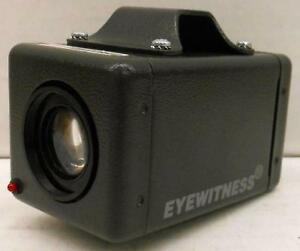 Kustom Signals Inc Fcbix10a Camera For Eyewitness Dash Cam System Sony Model E