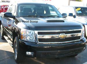1999 2013 Hood Scoop For Chevrolet Silverado By Mrhoodscoop Unpainted Hs009
