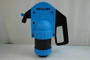 Prolube Plastic Lever Drum Pump 439 2255 12 85062529