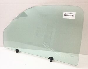 Fit 1995 2004 Toyota Tacoma 2 4 Door Driver Side Left Front Door Window Glass