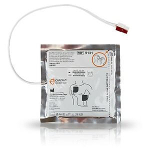 Cardiac Science Powerheart Aed Pads 9131 Adult New Exp Date