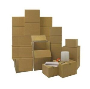 Moving Boxes Wardrobe Kit 11 Heavy Duty Moving Boxes Packing Supplies