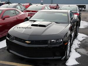 Hood Scoop For Chevrolet Camaro By Mrhoodscoop Unpainted Hs002