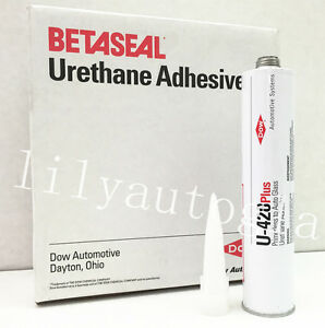 Dow U 428 Auto Glass Windshield Urethane Primerless Adhesive Glue Sealant