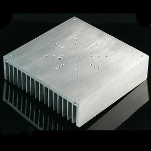 Aluminum Heatsink Heat Sink With 100w White Led And Driver 170x170x44mm