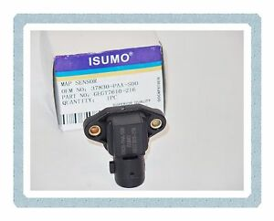 37830 Paa S00 Fits Intake Absolute Air Pressure Map Sensor For Honda Acura Isuzu
