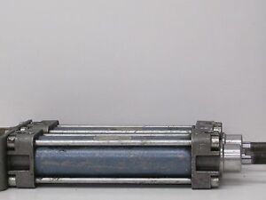 Lot Of 2 Pneumatic Air Cylinder Cp 50 150
