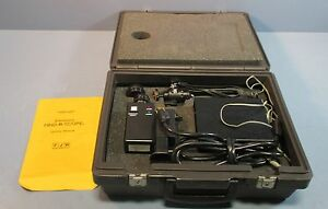 Fjw Optical Electronic Find r scope 89000 B w Infrared Viewer Used