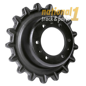 Bobcat T180 T190 Drive Sprocket Fits Both Older And Updated Final Drives