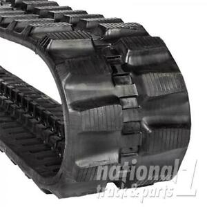 Cat 302 5 Mini Ex Rubber Track Track Size 300x52 5x78