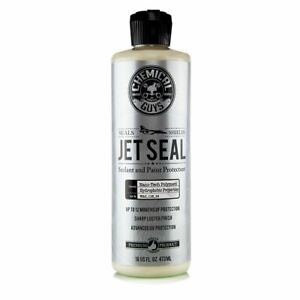 Chemical Guys Jetseal Sealant And Paint Protectant 16 Oz
