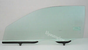 Fits 1992 1995 Honda Civic Coupe hatchback Driver Left Front Door Window Glass