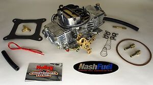 Holley Street Avenger 650cfm 4 Barrel 4bbl Gasoline Carburetor Ford Kickdown