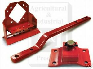 Swinging Drawbar Assembly For Ford And Massey Ferguson