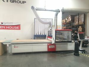 Scm Pratix S15br Cnc Router New Woodworking Machinery