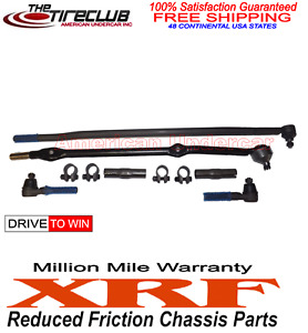Xrf Tie Rod End Adjusting Sleeve Kit Jeep Grand Cherokee 4x4 1993 1998