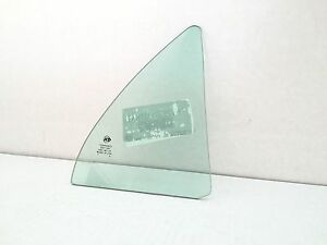 Fit 2003 2008 Toyota Corolla Passenger Right Side Rear Vent Glass Window New