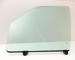 Fit 2001 2003 Ford F150 4dr Crew Cab Driver Side Left Front Door Window Glass