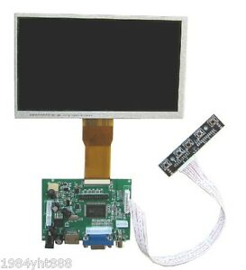 8 8 Inch Tft Lcd Display Modulehdmi vga 2av Driver Board For Raspberry Pi