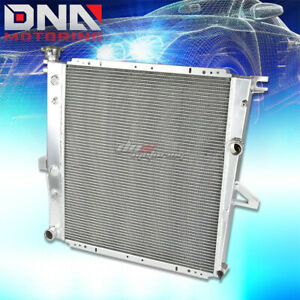 For Ford Ranger explorer Mazda B 3000 4000 At mt 3 row Full Aluminum Radiator