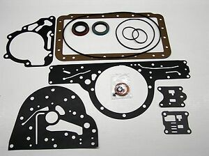 Buick Dynaflow Automatic Transmission External Seal Kit 1961 1963