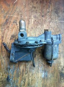 Dodge Wc Wwii 3 4 Ton 1 2 Ton Early Fuel Pump G 505 G 502
