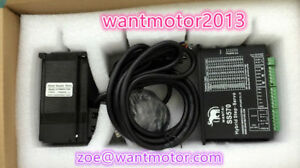 Wantai Nema23 Closed Loop Stepper Motor 4a 150n cm 212oz in servo Driver Ss570