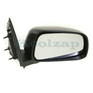 Tyc Manual Fold Rear View Mirror Right Passenger Side Fits 05 14 Frontier Truck