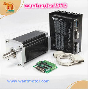 Good us Free Wantai1axis Nema 42 Stepper Motor 3256oz in driver Cnc Engrave Mill