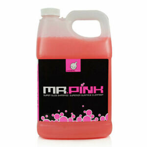 Chemical Guys Cws402 Mr Pink Super Suds Surface Soap 1 Gal