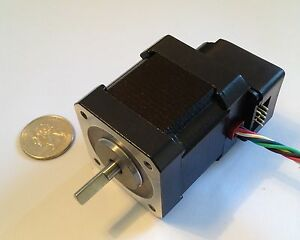 Vexta Pk245 01ba Stepper Motor With Hp Encoder New 1pc 20 Avail